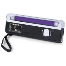 Beamz Draagbare blacklight UV lamp