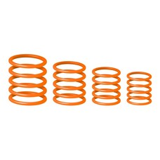 Gravity RP5555ORG1 Universeel Gravity ringen pakket Electric Orange