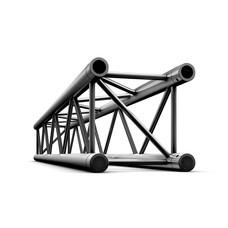 Showtec GQ30 Vierkant truss 200cm zwart