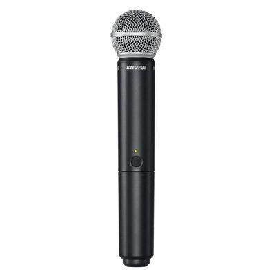 Losse handheld microfoons