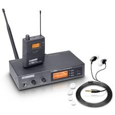 LD Systems MEI1000 G2 B6 in-ear monitorsysteem