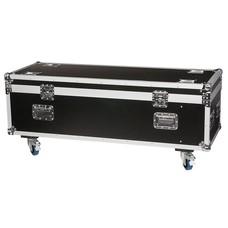 DAP Flightcase voor 4 compact par sets