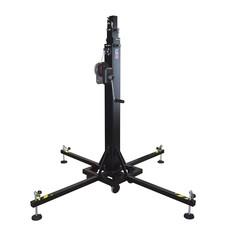 Showtec MT-230 wind-up lichtstatief tot 5,3m en 230kg