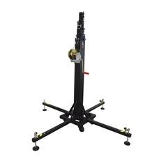 Showtec MT-200 wind-up lichtstatief tot 6,4m en 200kg