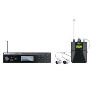 Shure PSM300 Draadloos in-ear systeem met SE215