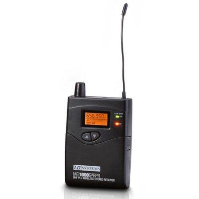 LD Systems MEI1000 G2 in-ear beltpack ontvanger (B5)