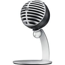 Shure Motiv MV5-LTG USB en iOS condensatormicrofoon grijs
