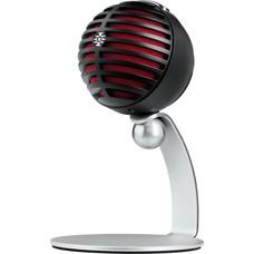 Shure Motiv MV5-B USB en iOS condensatormicrofoon zwart