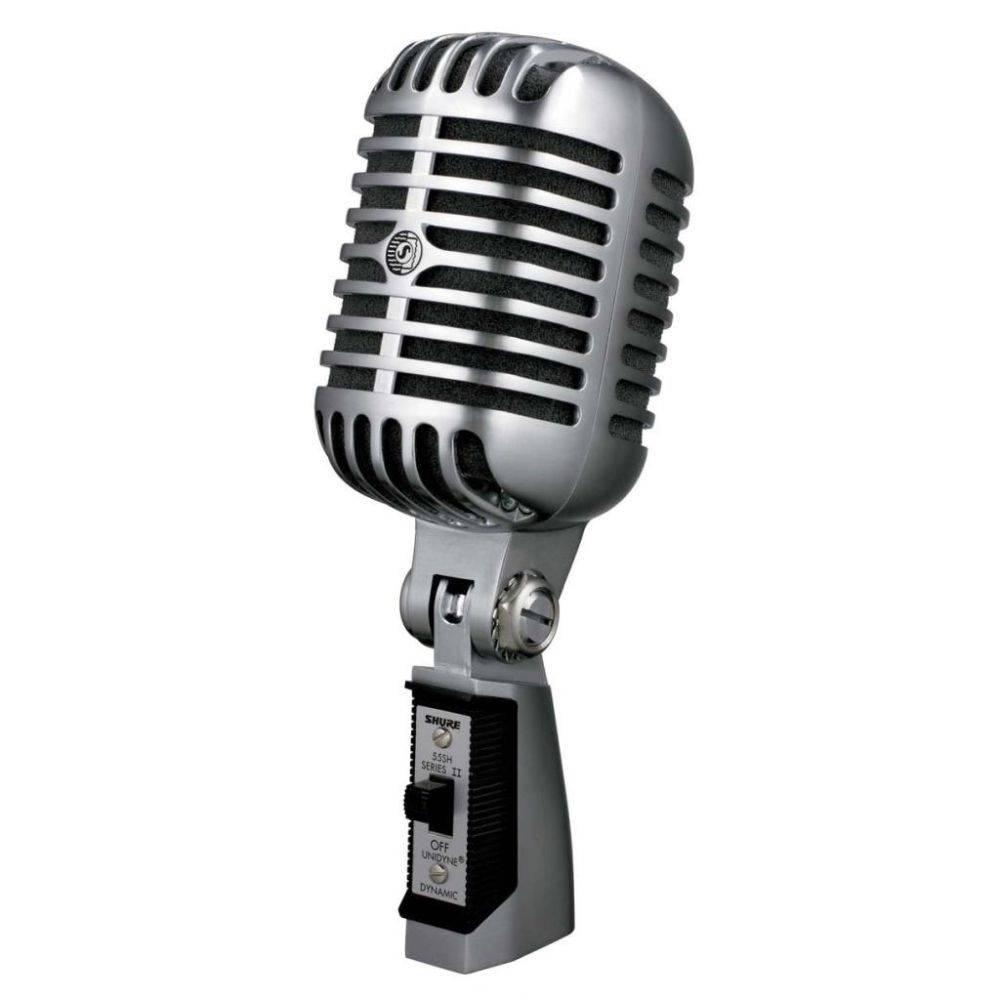 Shure 55SH Dynamische Vintage Elvis microfoon