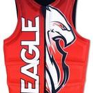 Masterline Eagle Bird Of Prey Mens Water Ski Vest