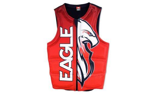 Eagle Bird Of Prey Mens Water Ski Vest