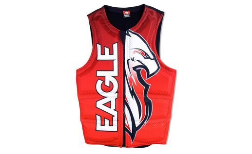 Masterline Eagle Bird Of Prey Mens Water Ski Vest
