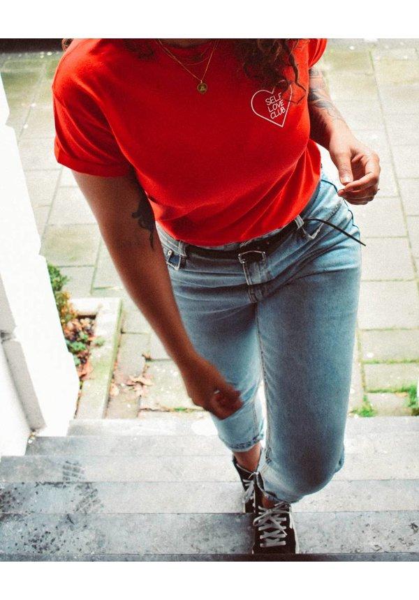 Self love club tshirt