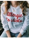 Customized sweater - Handwriting font