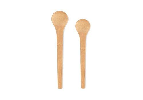 Bambu Bamboe lepelset