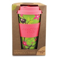 Ecoffee Cup Bamboe Koffiebeker