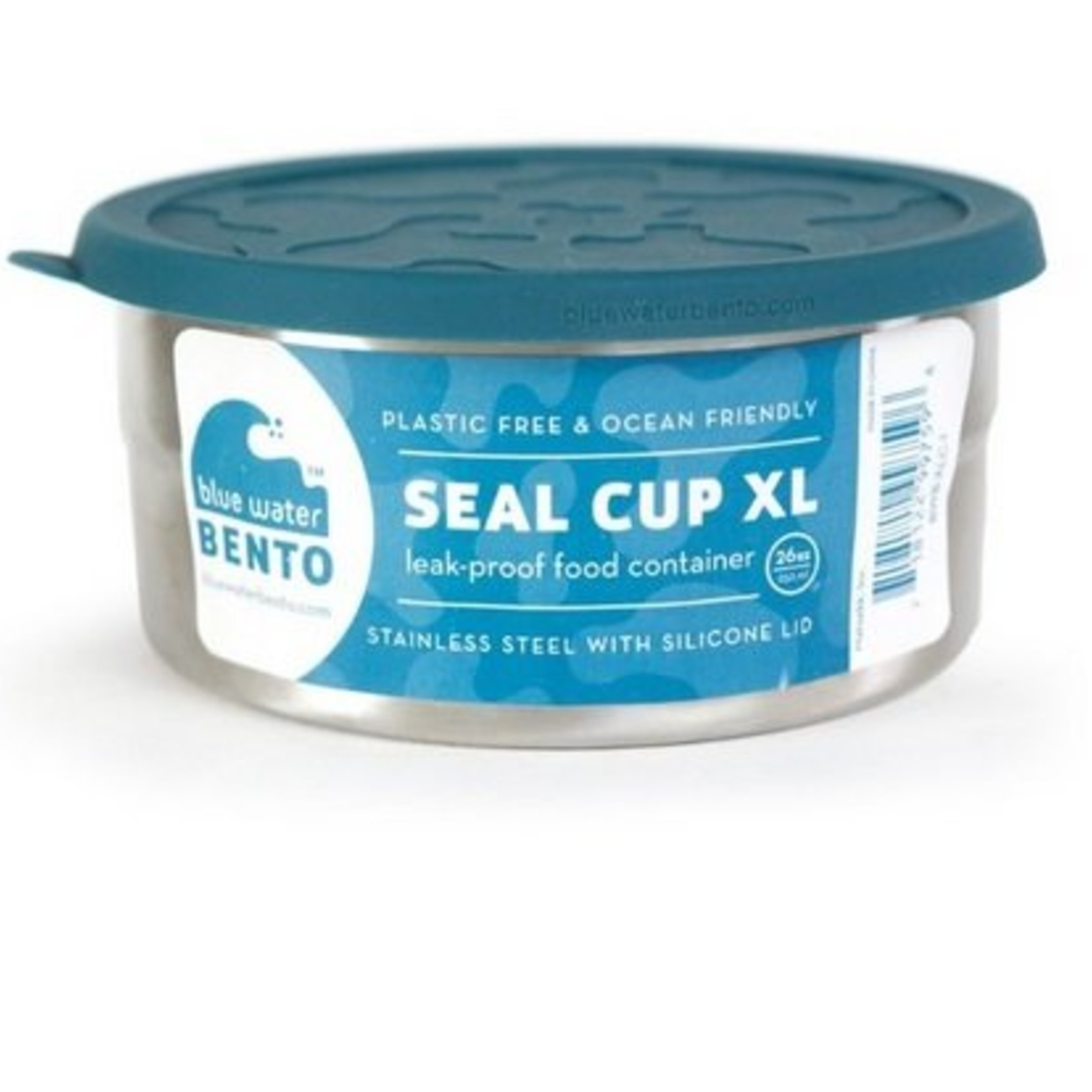 Blue Water Bento Lunchtrommel Seal Cup