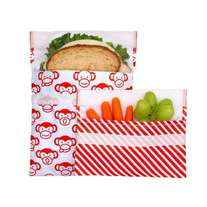 Snack- en lunchzakjes