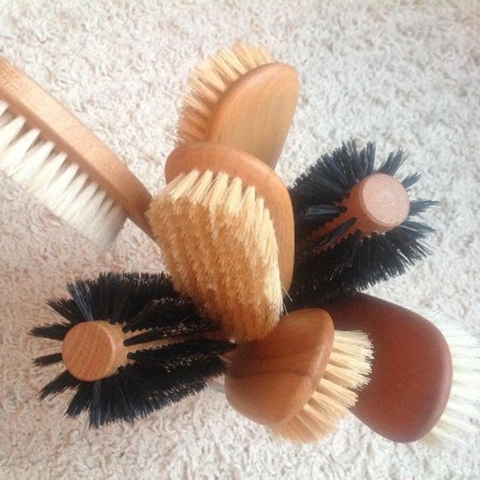 Kost Kamm Mooie natuurlijke haarborstels