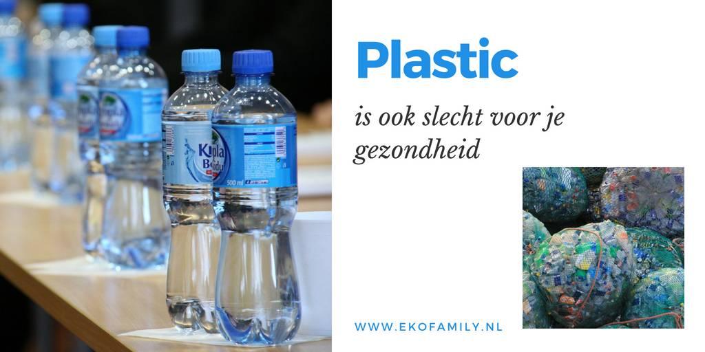 Waarom plastic zo slecht is
