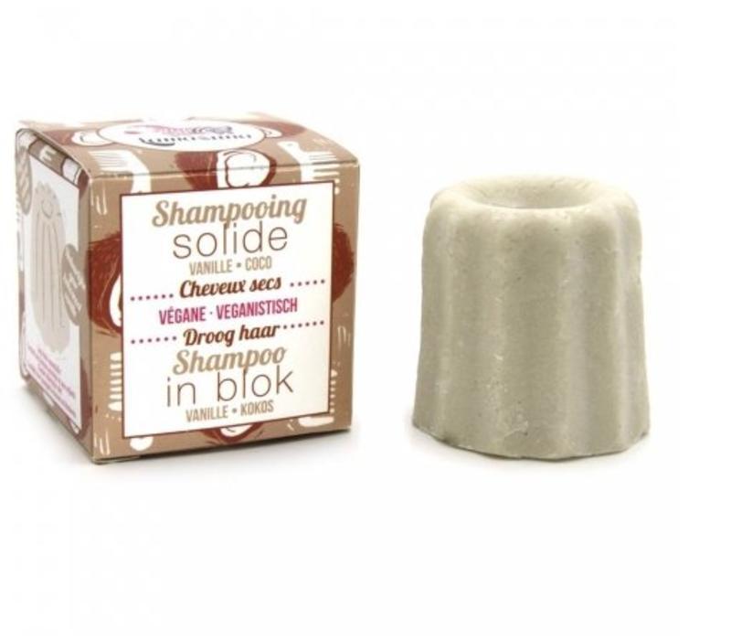Vegan  Lamazuna shampoo blok