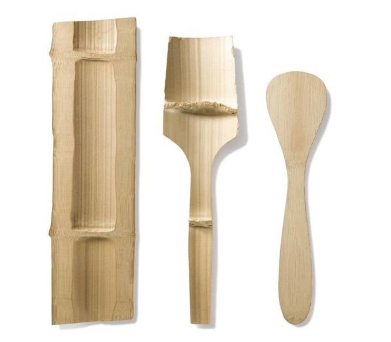Bamboe Spork