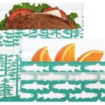 LunchSkins Lunch- en snackzakjes