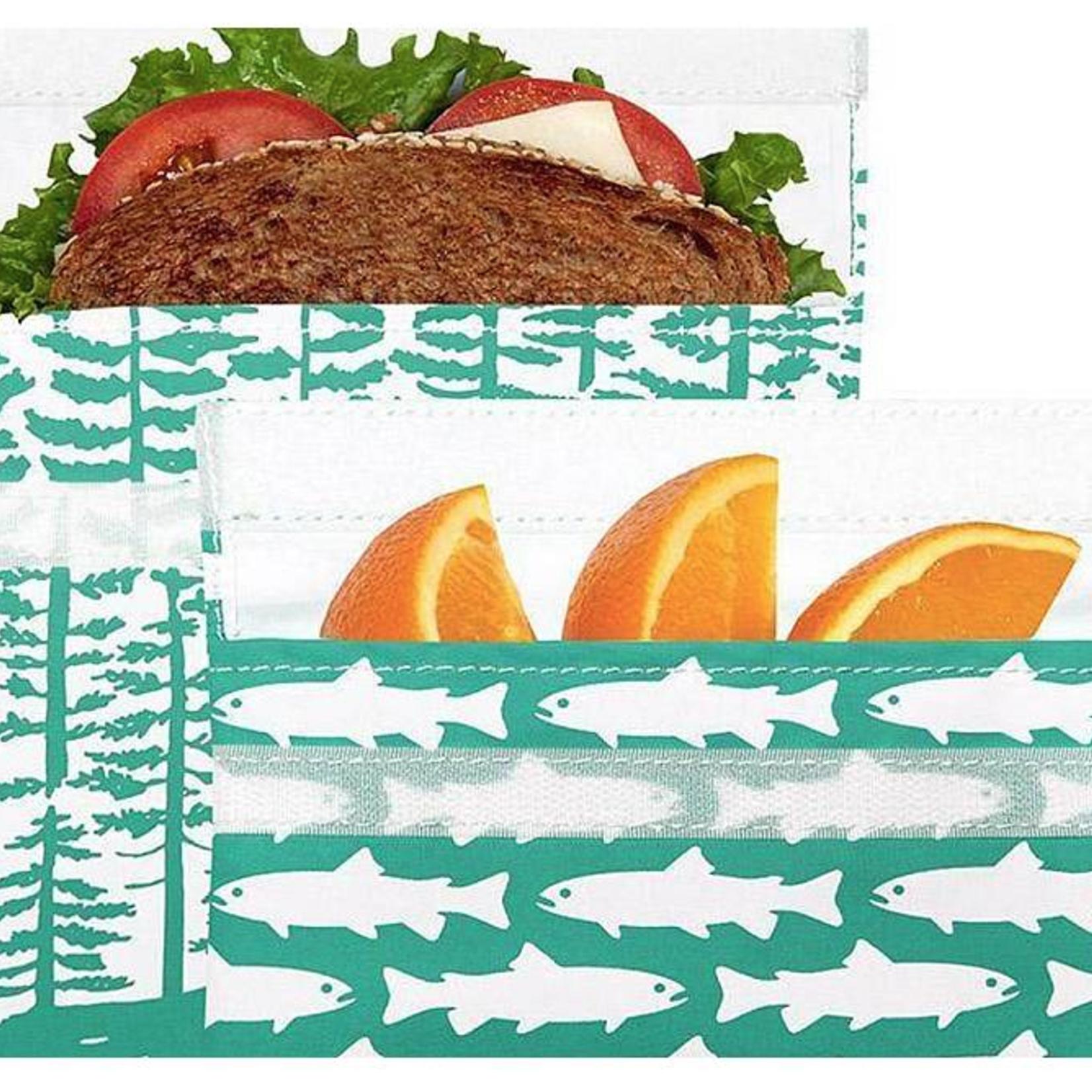 LunchSkins Herbruikbare Lunch- en snackzakjes
