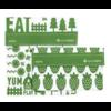 LunchSkins Herbruikbaar Lunch- en snackzakjes