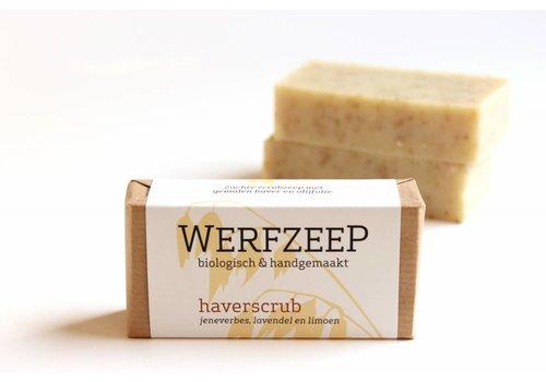 Werfzeep - Scrubzepen