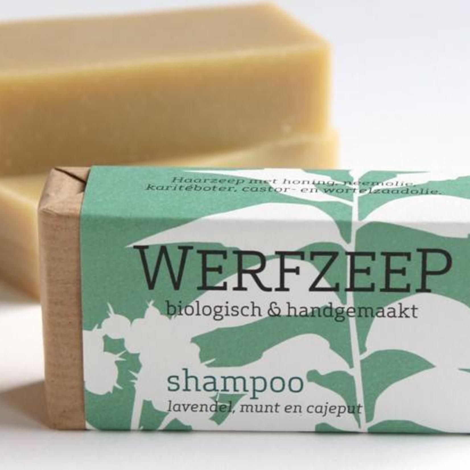Werfzeep Biologische Werfzeep Shampoo