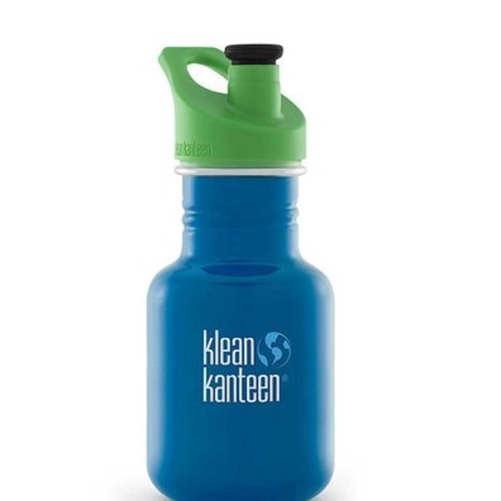 Klean Kanteen Schoolbeker Classic met sportdop