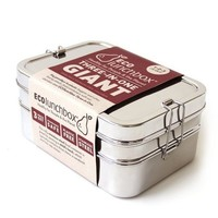Stapelbare Lunchbox Three-in-one - Giant