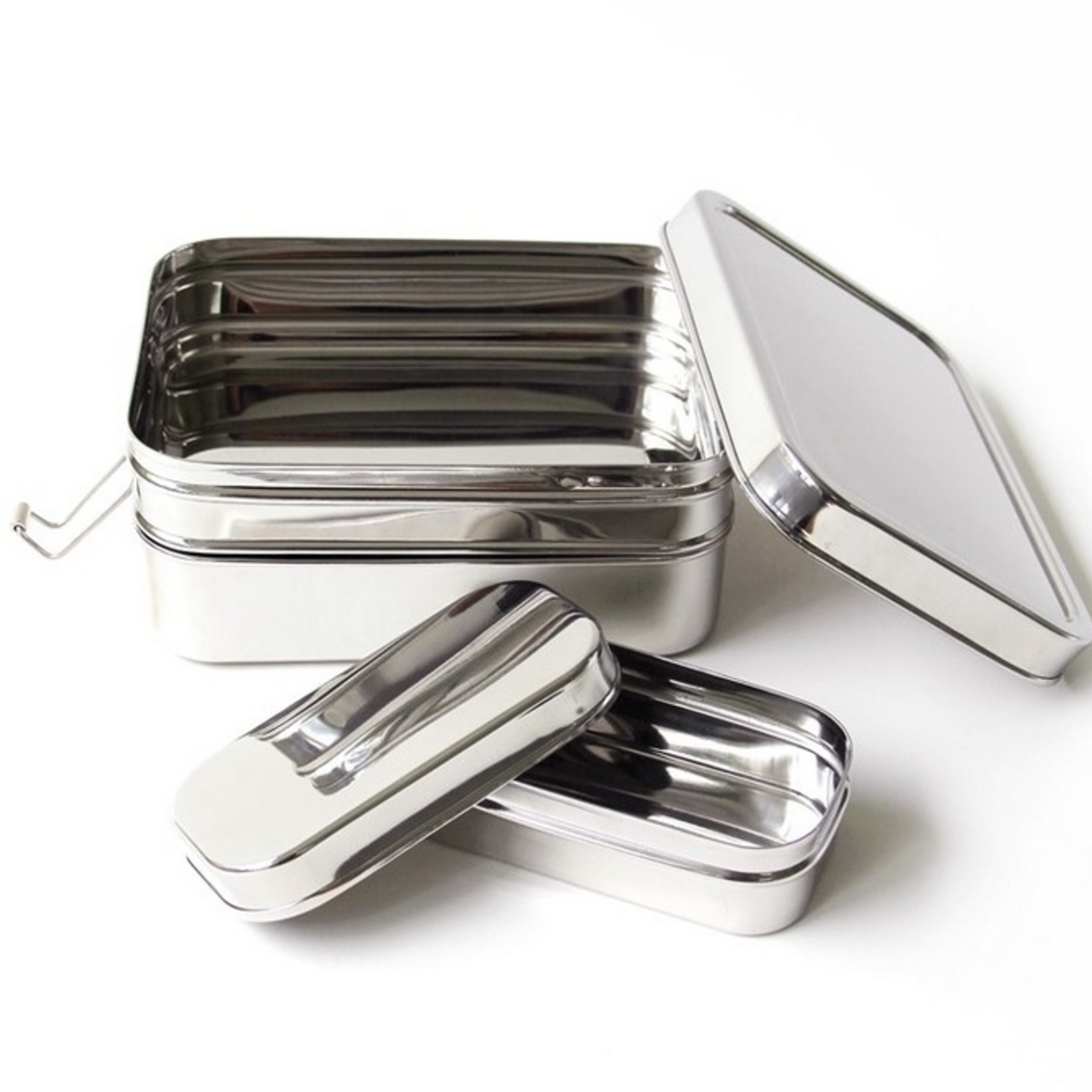 ECOlunchbox Stapelbare Lunchbox Three-in-one - Giant