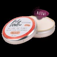 Deodorant Crème in blikje
