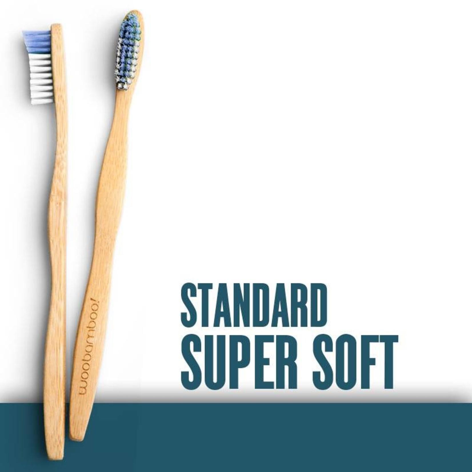 Woobamboo Woobamboo houten tandenborstels