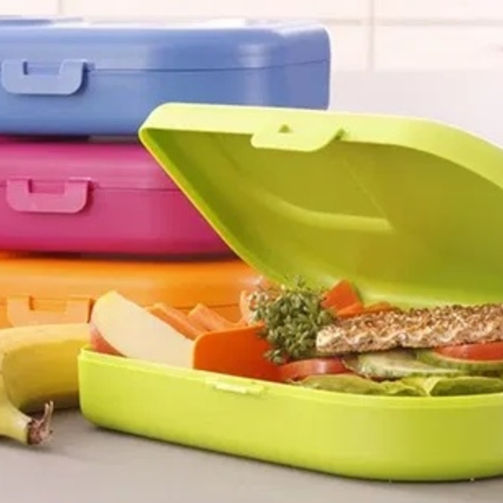 Ajaa! Lunch Box Nanaa