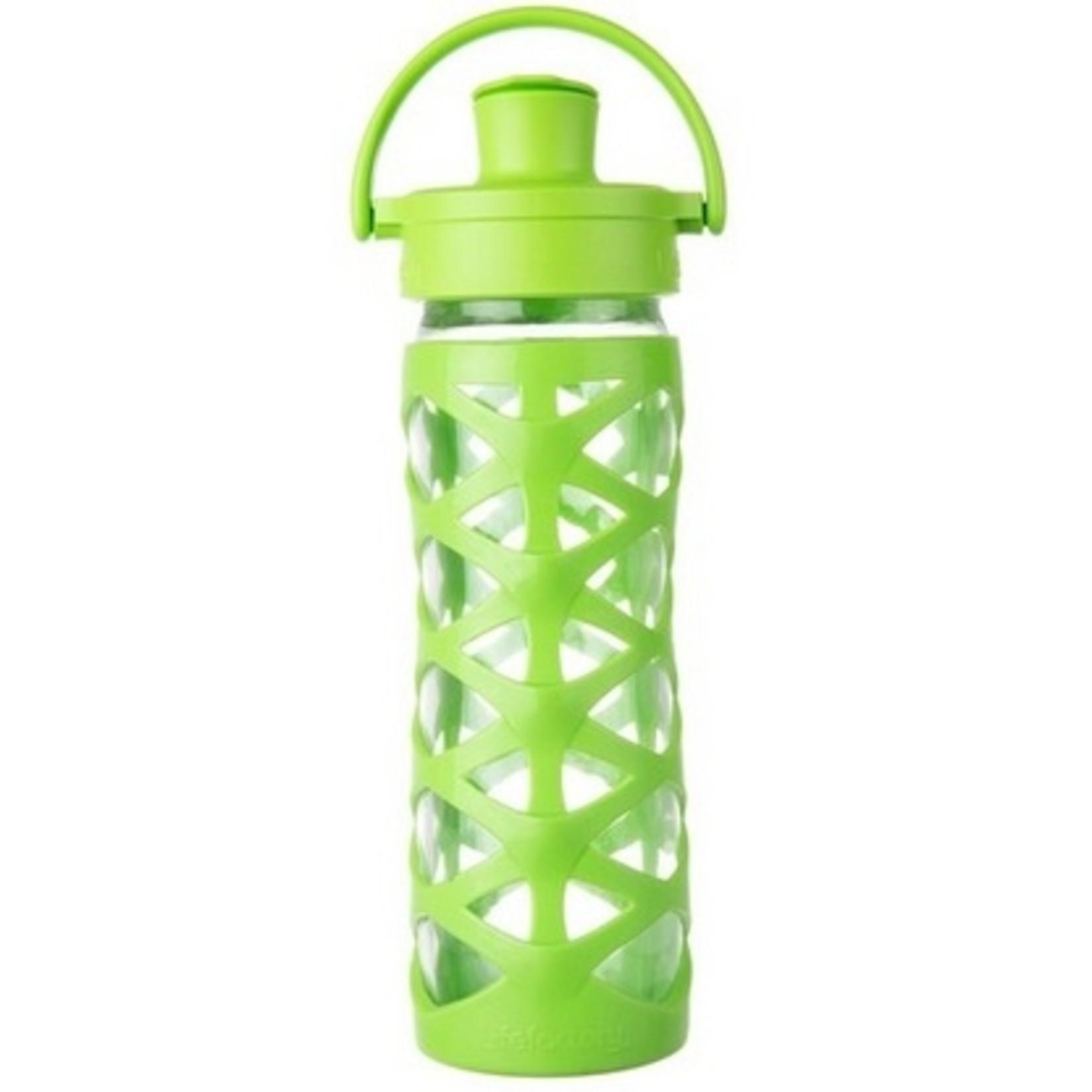 Lifefactory Glazen drinkfles 470 ml