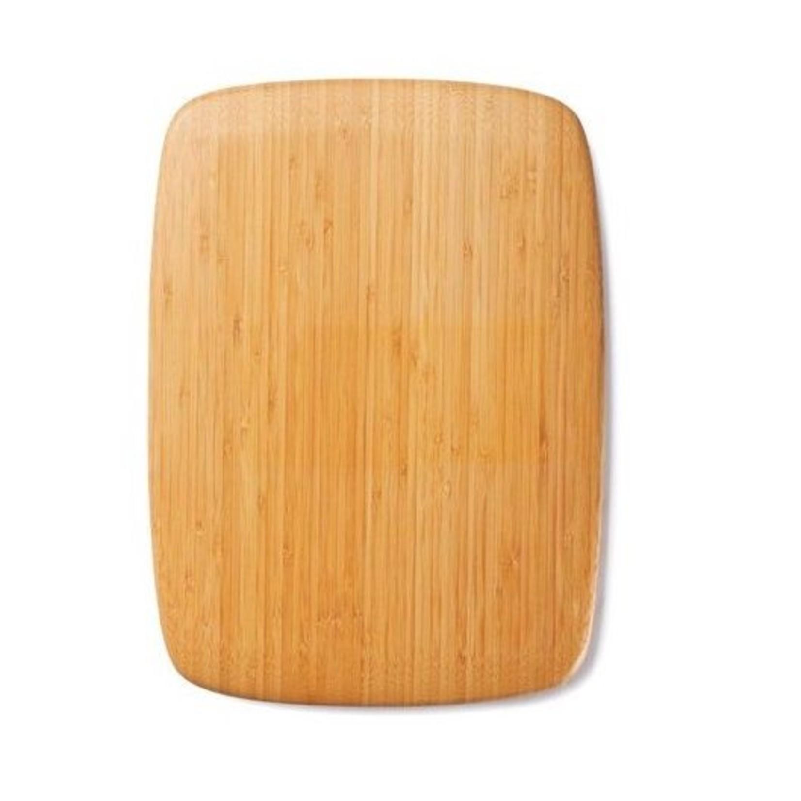 Bambu Snijplank Golden Brown