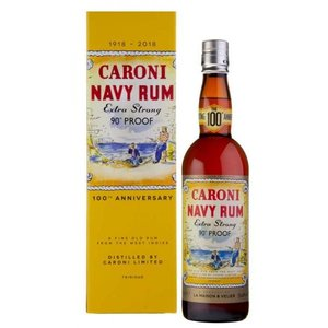 Caroni Navy Rum Extra Strong - 100th Anniversary