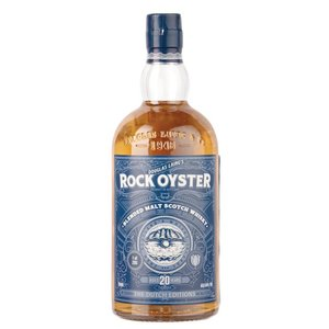 Douglas Laing Rock Oyster 20 years Island 'The Dutch Editions'