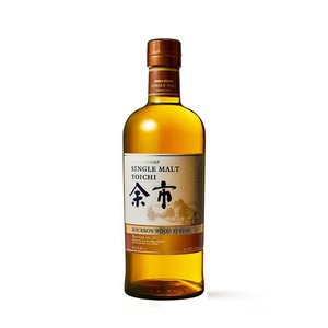 Nikka Yoichi Bourbon Wood 2018