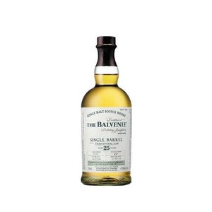 Balvenie 25 years old Single Barrel Traditional Oak