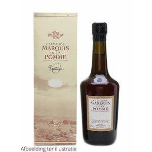 Calvados Marquis de la Pomme 1957