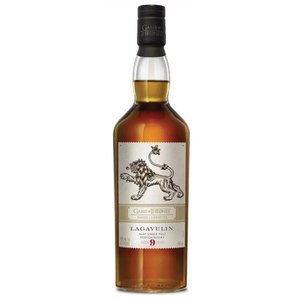 Lagavulin & House Lannister 9 Year Old - Game of Thrones Single Malts Collection