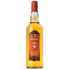 The Speysiders 8 Year Old 2009 - The Vatting (Murray McDavid)