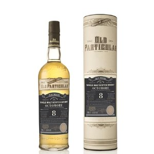 Douglas Laing Old Particular Octomore 8 Year Old Single Cask
