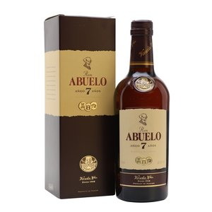 7 Year Old Ron Abuelo Rum
