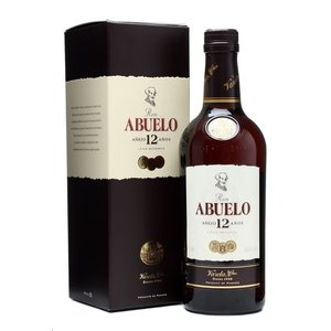 12 Year Old Ron Abuelo Rum