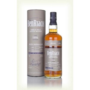 BenRiach 24 Year Old 1994 (cask 6500) - Peated, Marsala Cask
